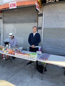 brian suder feeding homeless